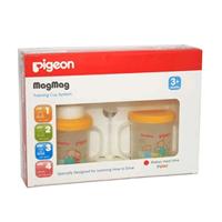Produk dan Peralatan Bayi Cup Bayi Pigeon Cup MagMag Training Cup System