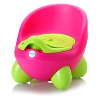 Produk dan Peralatan Bayi Training Potty Baby Safe UF002 - Pink 1