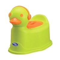 Produk dan Peralatan Bayi Potty Duck Baby Safe UF003 - Green