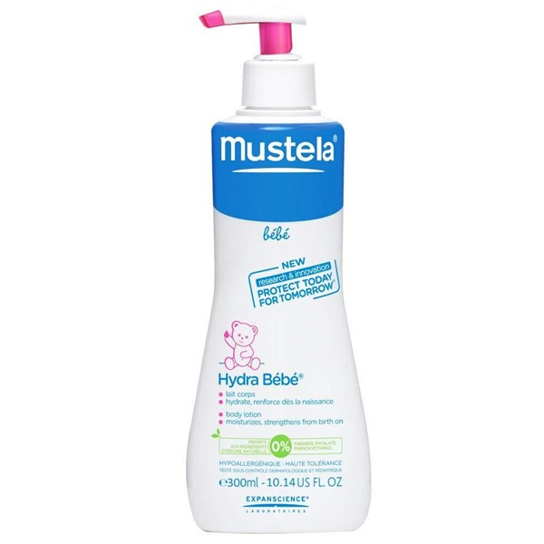 Baby Products and Equipment Mustela Hydra Bebe Baby Body Lotion 300 ml