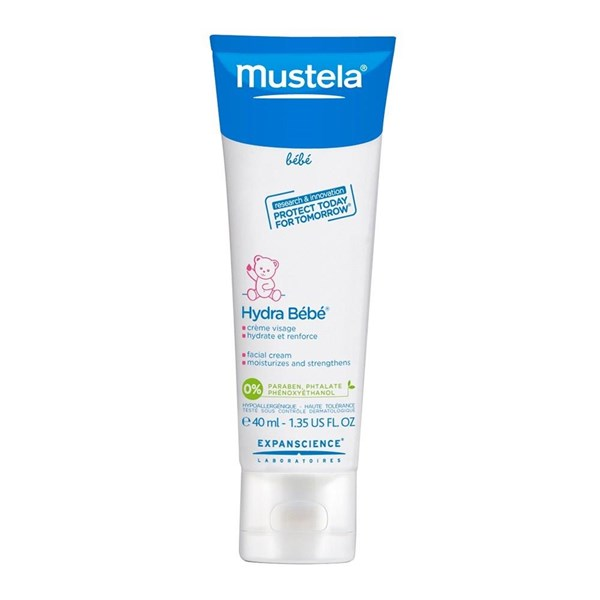 Baby Products and Equipment Mustela Hydra Bebe Facial Cream 40 ml