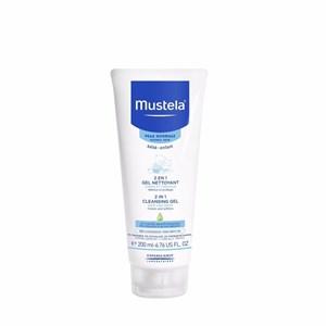 Produk dan Peralatan Bayi Mustela 2 in 1 Hair & Body Wash 200 ml