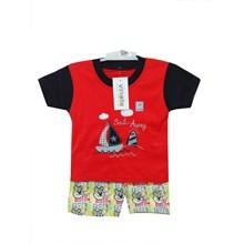 Baju Bayi Setelan Bayi Vinata Dev Vo - Tiger Baby