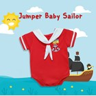 Baju Bayi Jumper Bayi Vinata Dev Ee - Jumper Baby Sailor 3