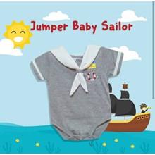 Baju Bayi Jumper Bayi Vinata Dev Ee - Jumper Baby Sailor