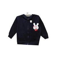 Pakaian Bayi Jaket Bayi Vinata Ea - Smile Rabbit