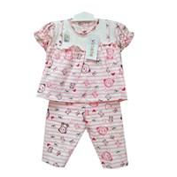 Pakaian Bayi Piyama Vinata Ee.s - Baby Bear