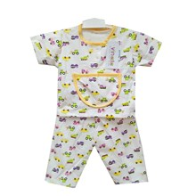 Pakaian Bayi Piyama Vinata Ee.s - Cars Full Print