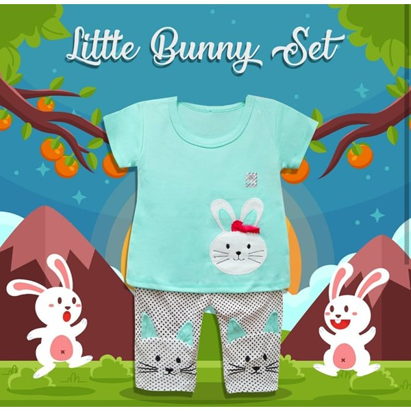 Suit Baby Clothes Vinata Ve - Little Bunny Set