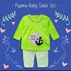 Pakaian Bayi Piyama Bayi Vinata Vo - Sailor Set 4