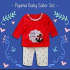 Pakaian Bayi Piyama Bayi Vinata Vo - Sailor Set 1