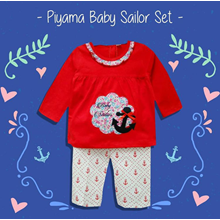 Baby Clothes Pajamas Baby Vinata Vo - Sailor Set