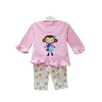 Pakaian Bayi Piyama Bayi Vinata Vo - Little Monkey