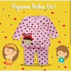 Pakaian Bayi Piyama Bayi Vinata Vo - Polka Girl 1