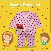 Jual Pakaian Bayi Piyama Bayi Vinata Vo - Polka Girl
