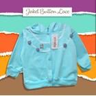 Pakaian Bayi Jaket Bayi Vinata Is - Button Lace 2