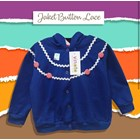 Pakaian Bayi Jaket Bayi Vinata Is - Button Lace 1