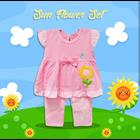 Pakaian Bayi Setelan Bayi Vinata Vo - Sun Flower Set 1