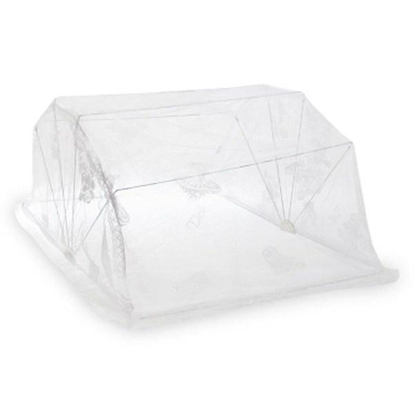 Box Bayi Kelambu Bayi Dell Lipat - Putih