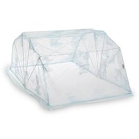 Baby Box Mosquito Net Foldable Baby Dell - Blue