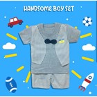 Baby Clothing Suits Cowata Shirt Vv - Handsome Boy Sset 1