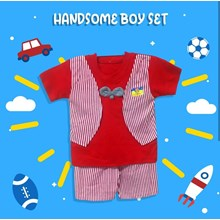 Baby Clothing Suits Cowata Shirt Vv - Handsome Boy