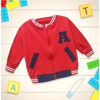 Baby Jacket Vinata Ey - Alphabet Baby