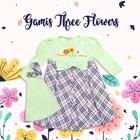 Gamis Anak Perempuan Bunga 3