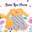 Gamis Anak Perempuan Bunga 2