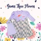 Gamis Anak Perempuan Bunga 5