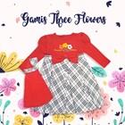 Gamis Anak Perempuan Bunga 4
