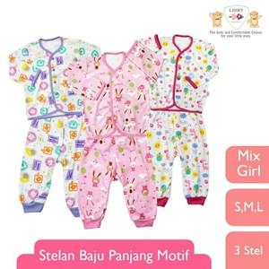 Pakaian Bayi Baju Bayi Libby Panjang