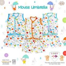 Pakaian Bayi Baju Bayi Libby Kutung
