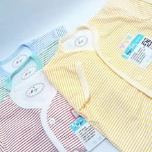 Pakaian Bayi Baju Bayi Miyo Tangan Pendek 3 - 6 Bu