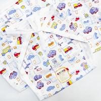 Popok Bayi Popok Kain Bayi Kyoto Full Print