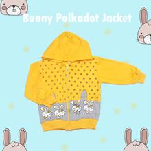 Pakaian Anak Jaket Vinata Bunny Polkadot