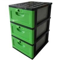 Distributor Lemari Plastik DX SS3 FR 3