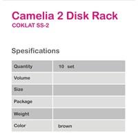 Distributor RAK PIRING COKLAT CAMELIA FR 3