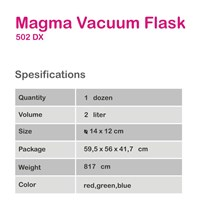 Beli THERMOST 502 DX MAGMA FR 4