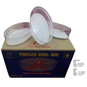 TOPLES OVAL 368 ATM