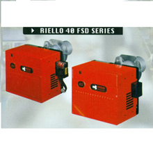 Gas Burner Two Stage Reillo 40 FSD Series