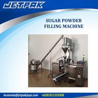 Alat Alat Mesin - Sugar Powder Filling Machine