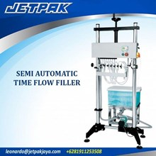 Alat Alat Mesin - Semi Automatic Time Flow Filler