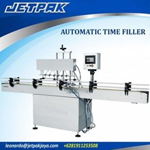 Alat Alat Mesin - Automatic Time Flow Filling Machine