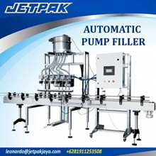 Alat Alat Mesin - Automatic Pump Filler