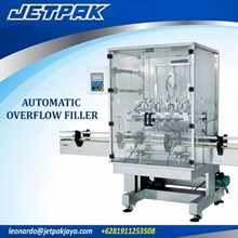 Alat Alat Mesin - Automatic Overflow Filling