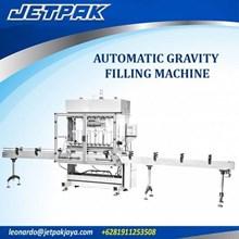 Alat Alat Mesin - Gravity Filling Machine