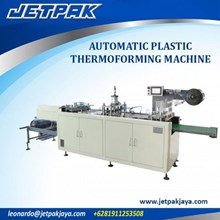 Alat Alat Mesin - Automatic Plastic Thermofroming Machine