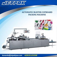 Alat Alat Mesin - Automatic Blister Cupboard Packing Machine