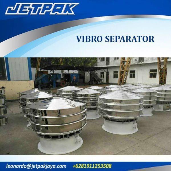 Vibro Separator 2 - Alat Alat Mesin